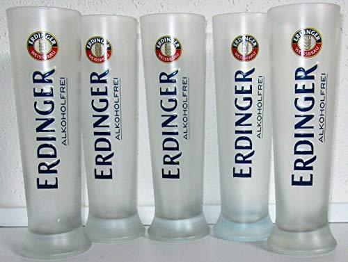 Erdinger / Gläser/Weißbierglas/weiß...