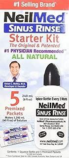 Neilmed Sinus Rinse Starter Kit (5 packets)