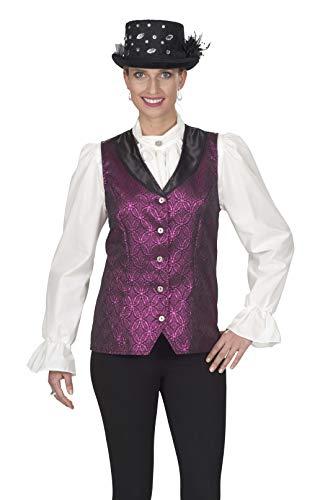 Andrea Moden 918-40/42 - Kostüm Brokat-Longweste, Jacket, Weste, Anzug, Mottoparty, Karneval