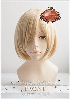 耐熱コスプレウィッグ ユーリ!!! on ICE ユーリ・プリセツキー cos wig +おまけ sunshine online