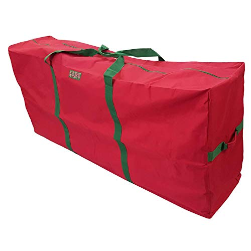 K-Cliffs Christmas Tree Storage Bag Holiday Decoration Fits 9 ft Artificial Trees Durable Quality 65' x 30' x 15'