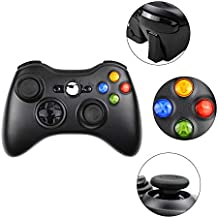 Klick kart Wireless Controller for Xbox 360 New Stock ( Color :- Black )