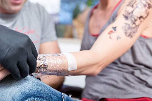 Rziioo Tatuaje Impermeable del Vendaje postoperatorios ...