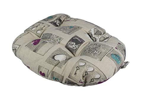 Greyhound Big Kissen oval - Home (80)