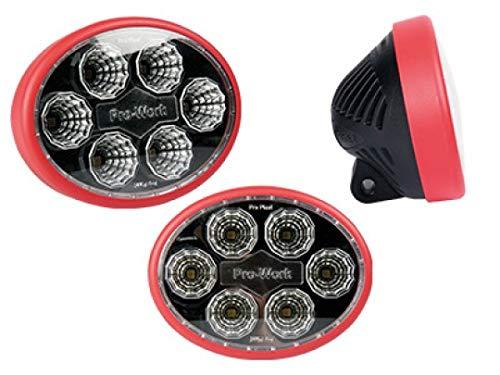PRO Work 6 luces LED FF-Prisma portátil herramienta de trabajo luz de trabajo iluminación adicional