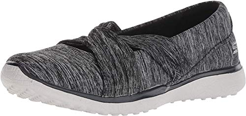 Skechers Women's Microburst-Knot Concerned Navy
