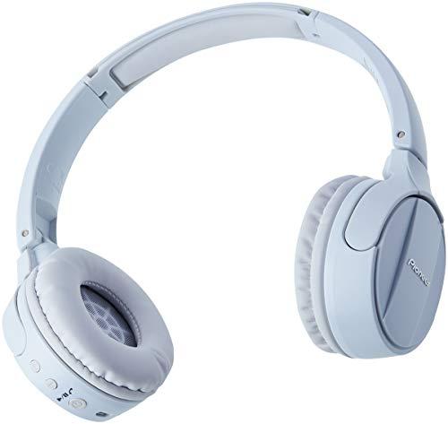 Headphone Bluetooth com Microfone, Pioneer SE-MJ553BT-W, Branco