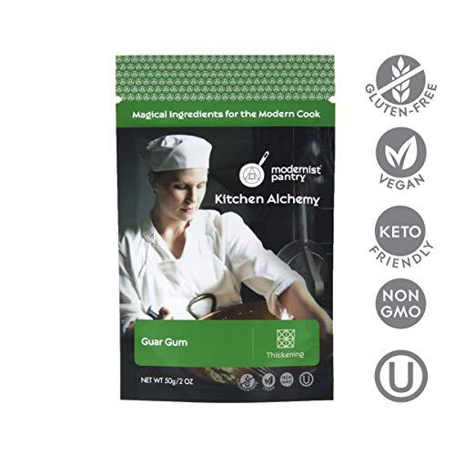 Food Grade Guar Gum *Non-GMO* (Molecular Gastronomy) - 50g/2oz
