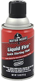 Niteo Motor Medic M3911 Liquid Fire Quick Starting Fluid - 7.5 oz.