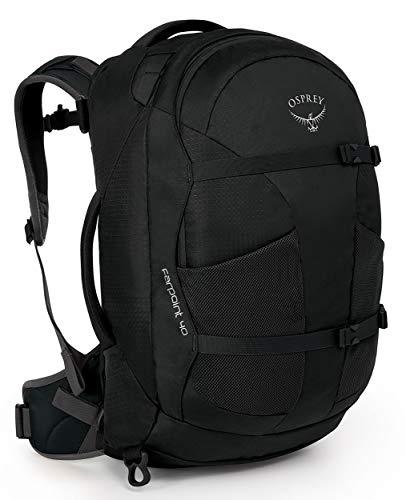 Osprey Farpoint Black Reiserucksack schwarz M/L