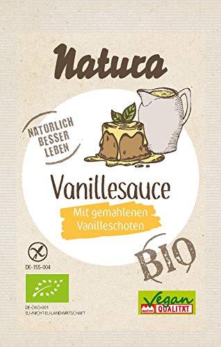 Natura Bio Vanille-Soßenpulver 3er-Pack, 48 g