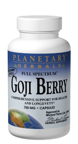 Full Spectrum Goji Berry, 700 mg, 180...