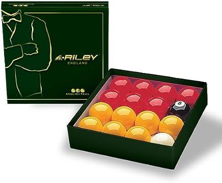 Kugelsatz Riley Casino Pool 57,2 mm Pool - Kugeln, B00QPZ3GVY  | Verschiedene