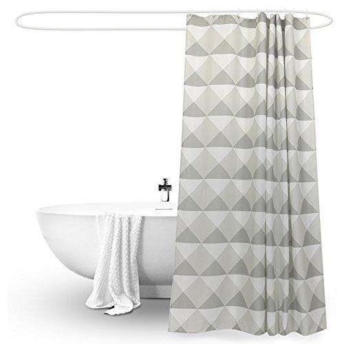 cortinas ducha transparente