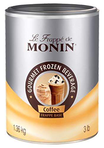Monin Frappé Base - Kaffee 1,36kg Coffee