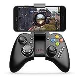 【2019最新進化版】ipega PG-9021 Bluetoothコントローラー Nintendo Switch/Android/ PS3/ Windows PC 対応 荒野行動/Free fire対応 互換性のゲームコントローラ 【国内正規品/一年間保証/日本語説明書】