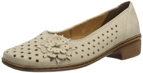 Jenny Rhodos, Damen Slipper, Gold (cotton), 42 EU (8 UK)