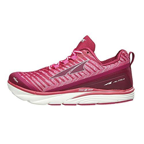 ALTRA Women's AFW1837K Torin Knit 3.5 Running Shoe, Pink - 7 B(M) US