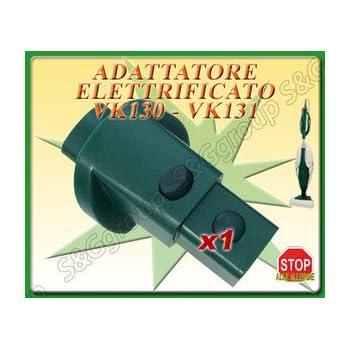 ADATTATORE ELETTRIFICATO PER FOLLETTO VK 130 VK 131: Amazon