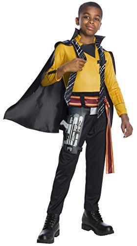 Rubie's Unisex-Children Solo: a Star Wars Story Lando Calrissian Deluxe Child's Costume