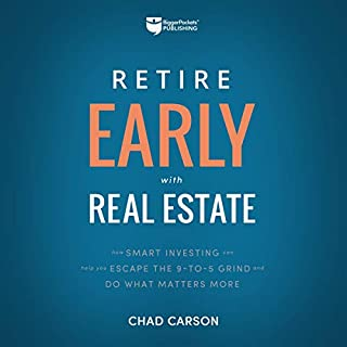 Page de couverture de Retire Early with Real Estate