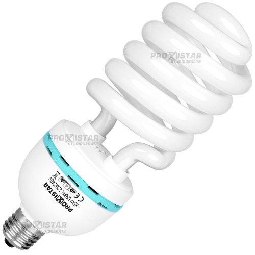 Preisvergleich Produktbild proxistar Spiral Tageslichtlampe 85W,  5400K,  E27