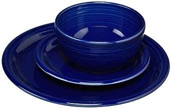 Fiesta 105-1482 3 Piece Bistro Set, Cobalt