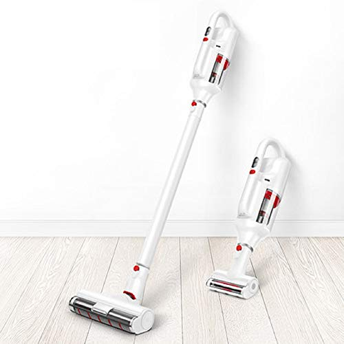 Read About XiaoGou Wireless Vacuum Cleaner Powerful Suction Low Noise T10 Pro