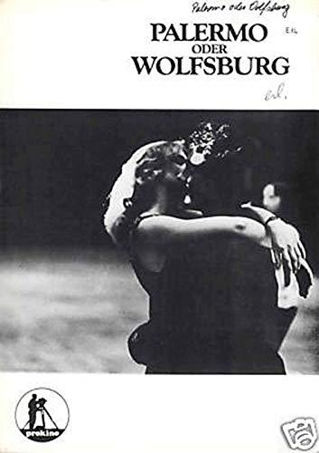 Palermo oder Wolfsburg - Original-Presseheft