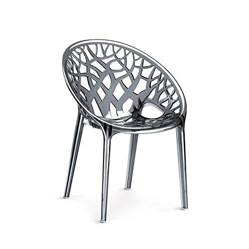Nilkamal Crystal PC Chair (Dream Grey)