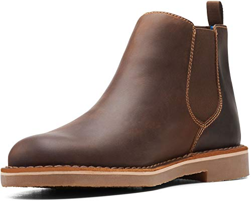 Clarks Bushacre 3 Up Beeswax Leather 10.5 D (M)