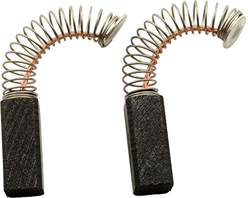 Escobillas de Carbón para CASALS TP12 taladro - 6,4x6,4x15mm - 2.4x2.4x5.9