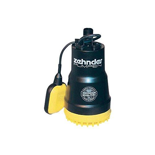 Zehnder Pumpen ZM 280A 13181 Schmutzwasser-Tauchpumpe 7000 l/h 6m