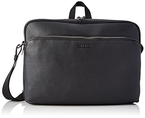 Calvin Klein Calvin Central, Messaggero Uomo, CK Nero, Medium
