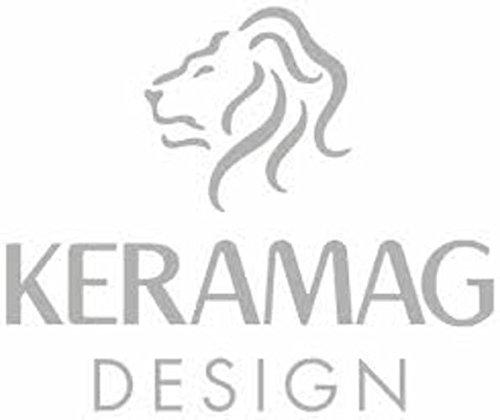 Keramag Waschtisch Privo 600x550mm ohne Überlauf ohne Ausschnitte Varicor weiß(alpin)
