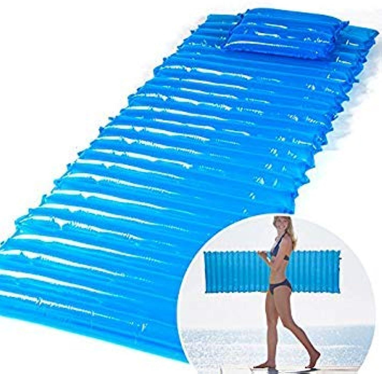 GEOPONICS IPRee CoolMoisture Proof Pad Beach Water Float Mat Camping Tent Sleeping Bed