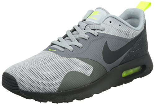 Nike NIKE AIR MAX TAVAS - Zapatillas para hombre, Gris (Wolf Grey), EU 45 (US 11)