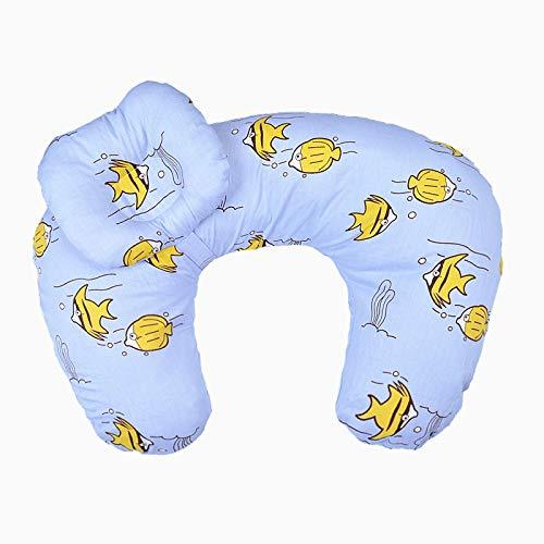 Almohadas De Maternidad para Lactancia, Almohada De Lactancia para Mamá, Almohada para Dormir para Recién Nacidos, Almohada De Maternidad En Forma De U, Cojín De Cintura para Alimentación 13