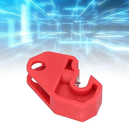 Kit de bloqueo de interruptor de un polo, material de nailon PA,...