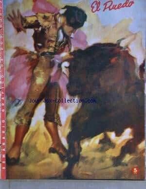 EL RUEDO [No 474] du 23/07/1953 - NOTAS DE LA ACTUALIDAD TAURINA / GARY COOPER - JULIAN MARIN - MANOLO MARTINEZ -
