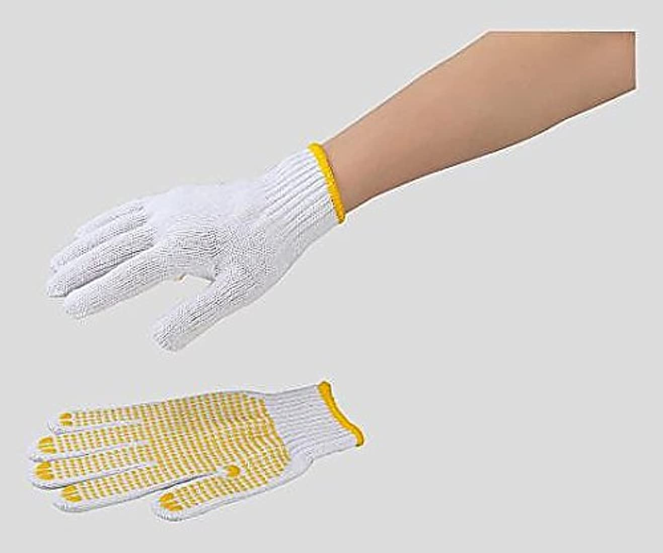 こどもの日リングバック優しさアズワン すべり止め付手袋 720 フリーサイズ 20ダース 240双入 /2-9816-51