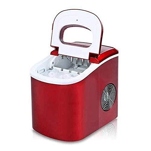 Ice Cube Maker Ice Maker para encimera, Cubitos de Hielo Transparentes Reales, Hielo Real, Hielo cristalino, máquina para Hacer Cubitos de Hielo de Bloque Redondo de Bala automática portátil