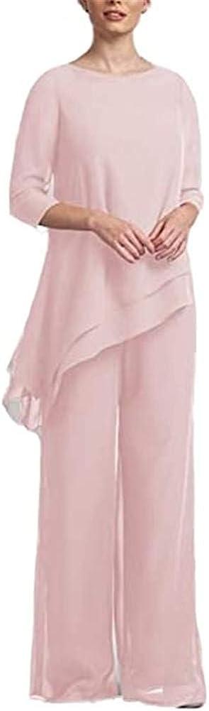 Women's Pant Suits Irregular Hem Mother of The Bride Dress Plus Size Wedding Evening Groom Gowns