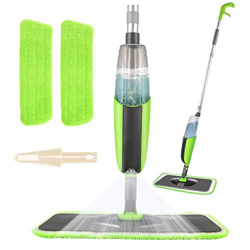 Tencoz Spray Mop, Mopa con Pulverizador, Fregona con