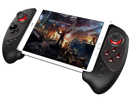Xyfw Contrôleur De Jeu Gamepad sans Fil Bluetooth Pubg Gamepad Android Manette De Jeu pour Iphone Ipad Joypad Gaming Contrôle