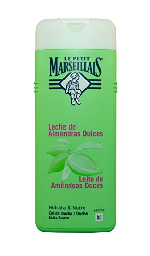 Le Petit Marseillais Milch aus Mandeln Dusch Gel - Herren, 1er Pack (1 x 400 ml)