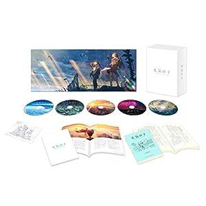"""「天気の子」Blu-rayコレクターズ・エディション 4K Ultra HD Blu-ray同梱5枚組【初回生産限定】"""""""
