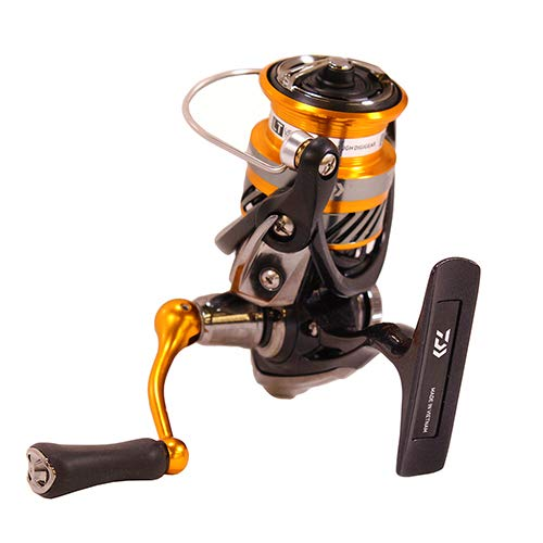 "Daiwa, Revros LT Spinning Reels, Freshwater, 5.3:1 Gear Ratio, 43.1"" Retrieve Rate, Ambidextrous"