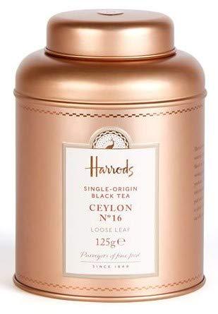 HARRODS of London - Ceylon No. 16 - 125gr Tin / Dose (Lose blatt)