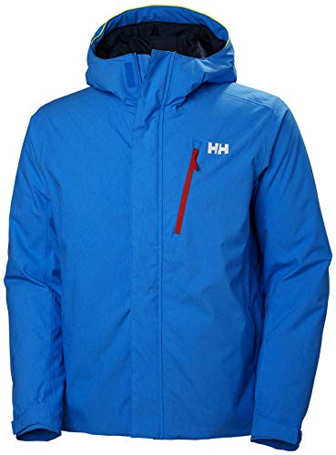 Helly Hansen Herren Trysil Isolierung Skijacke, Electric Blue, S